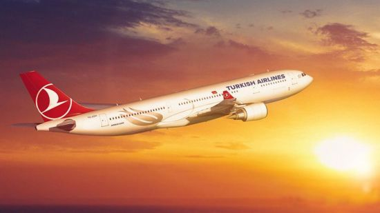 Turkish Airlines збільшить кількість прямих рейсів між Стамбулом і Києвом