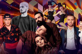 """""""Євробачення-2019"""": учасники другого півфіналу нацвідбору та їхні пісні"""