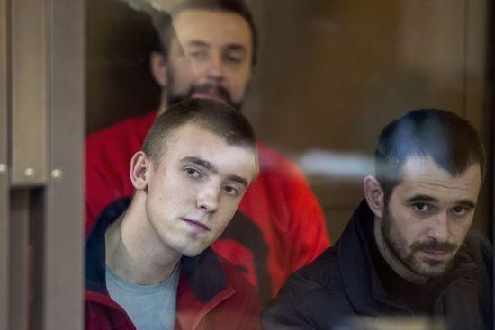 У Росії продовжили слідство у справі українських військовополонених моряків