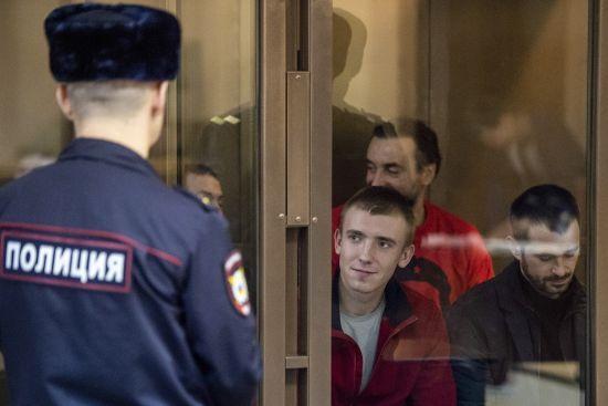 """Московський суд відхилив апеляцію українських моряків та визнав ув'язнення """"законним"""""""