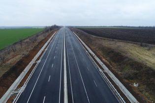 Міжнародне шосе Одеса-Рені офіційно відкрили після будівництва