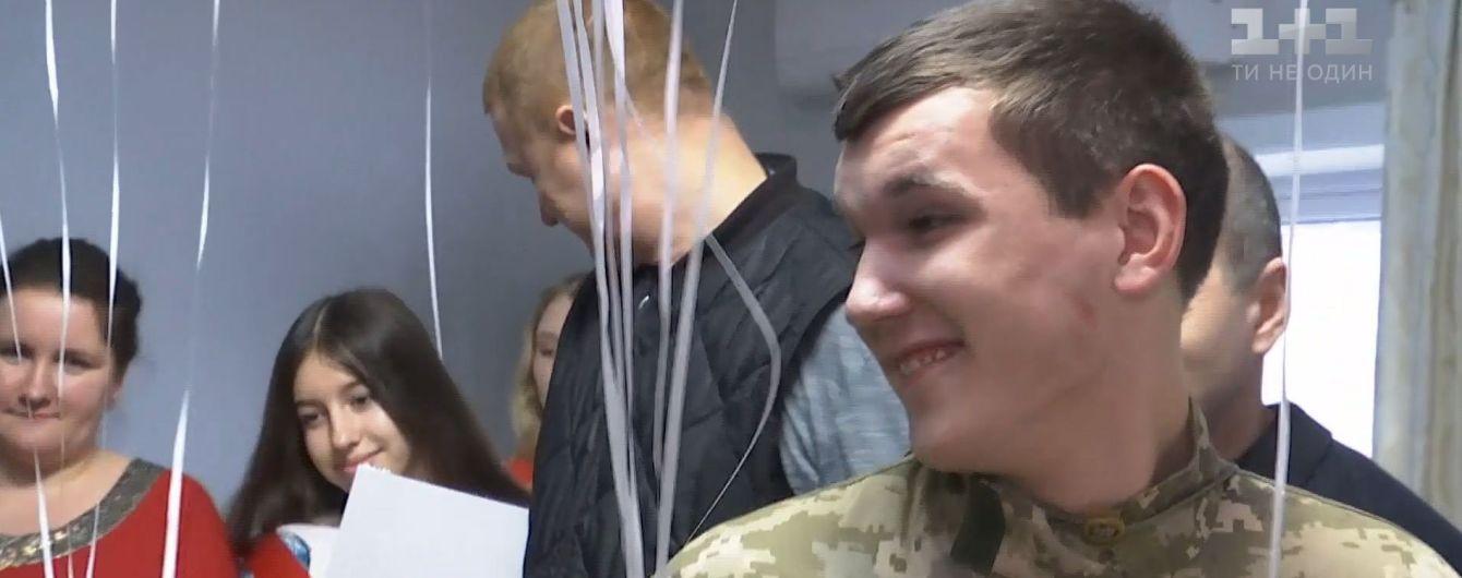 Незабываемый сюрприз: для тяжело раненного бойца устроили секретный день рождения