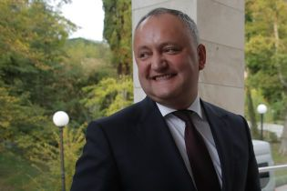 Политический кризис в Молдове. Додон отменил указ о роспуске парламента