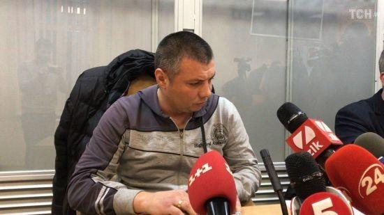 Затриманого за побиття активістів копа взяли під варту з правом застави