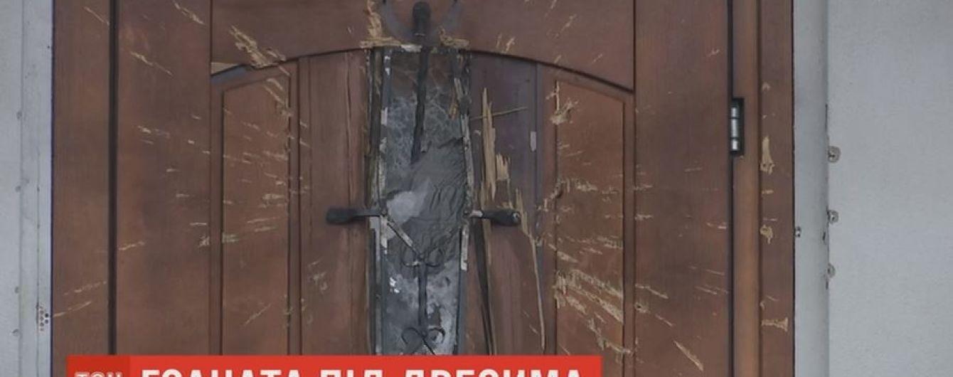 В Ровно в дом местной бизнесменши бросили гранату