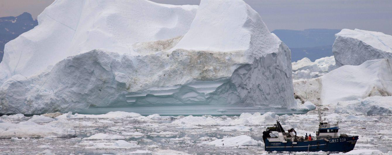 Второй раз в истории: NASA нашло гигантский древний кратер, похороненный под толщей льда