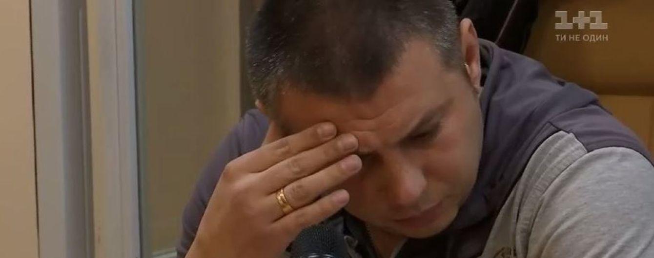 Подозреваемый в избиении митингующего полицейский вышел на свободу