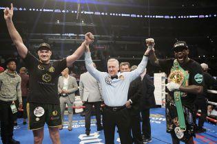 Фьюри заработает самый большой гонорар в карьере за бой-реванш с Уайлдером