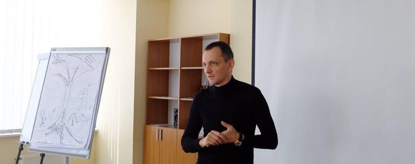 Юрий Голик: Днепропетровская ОГА строит 20 стадионов и 40 образовательно-спортивных пространства профессионального уровня