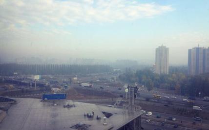 Киев оказался в огненной ловушке торфяников: дымят 11 районов области