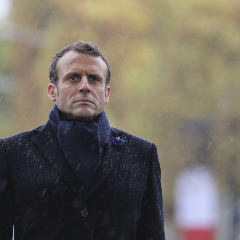 """Представник Макрона розповів про """"справжні симптоми"""" зараженого коронавірусом президента Франції"""
