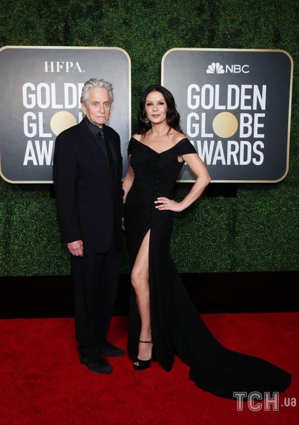 Catherine Zeta-Jones y Michael Douglas / © Getty Images