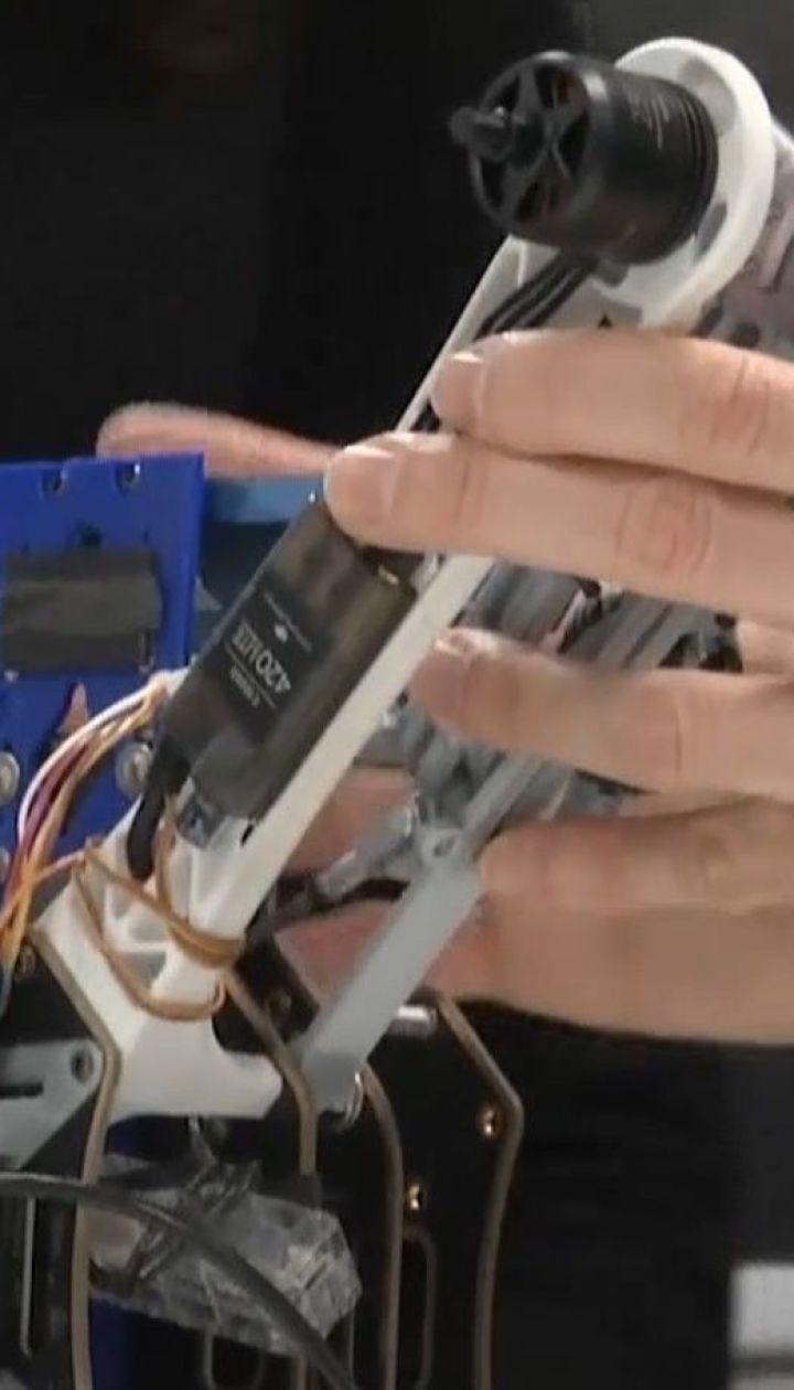 Британские ученые разработали новую технологию спасения дронов от удара о стены или деревья
