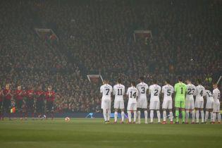 В память о Сале. Как в Лиге чемпионов почтили трагически погибшего футболиста