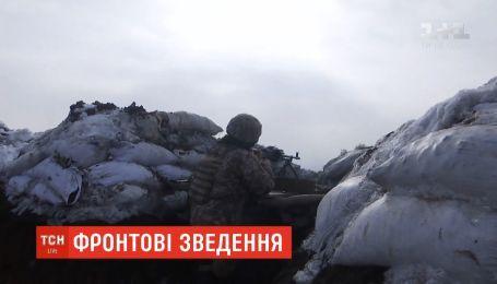 Під час ворожого обстрілу в зоні ООС зазнав поранення український боєць