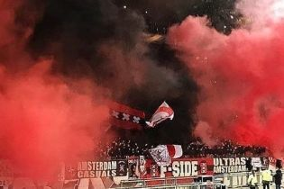 """Фанати """"Аякса"""" влаштували гравцям """"Реала"""" скажену ніч перед Лігою чемпіонів"""