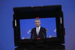 Генсек НАТО анонсировал встречу с министром обороны Украины