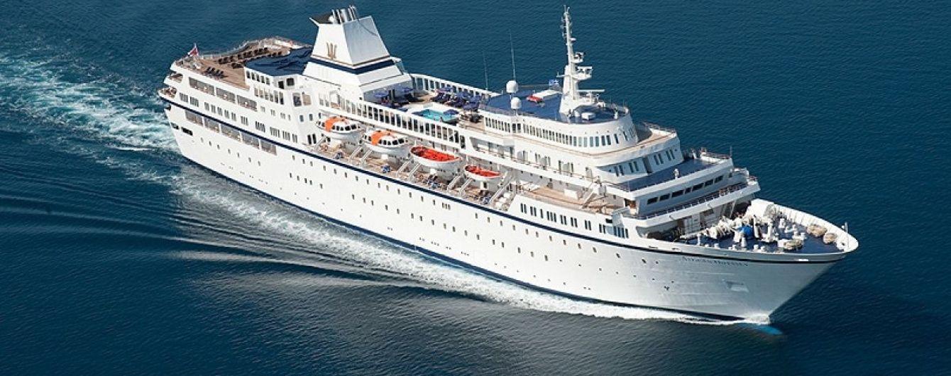 До Одеси в 2019 році зайдуть круїзні лайнери відомих туроператорів