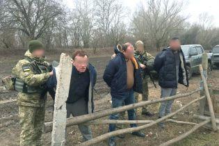 В Одесской области пограничники задержали двух британцев и молдаванина