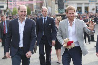 В Сети появилось архивное фото принцессы Дианы с маленькими Уильямом и Гарри