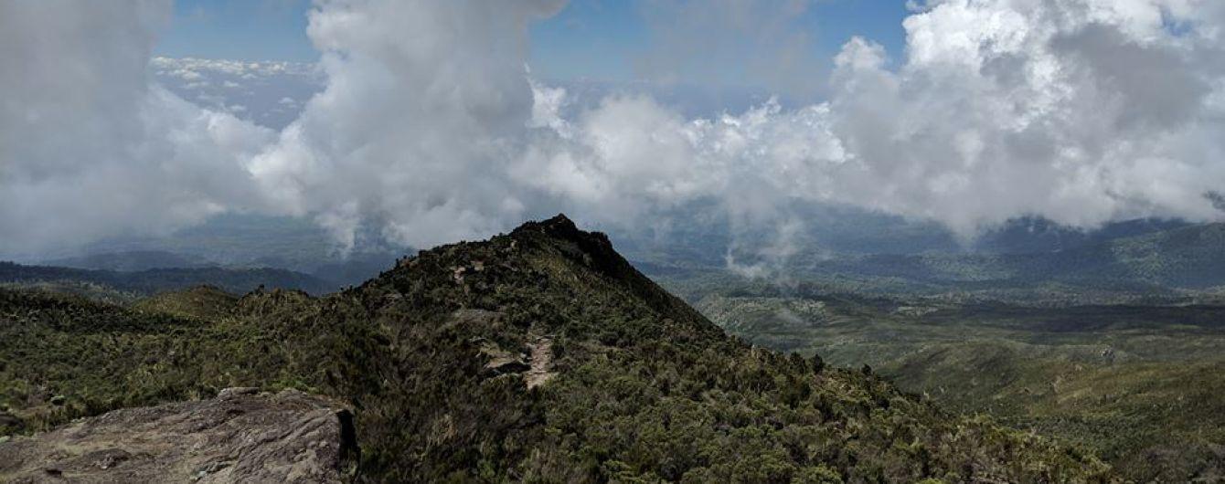 Кіліманджаро: перший день підйому