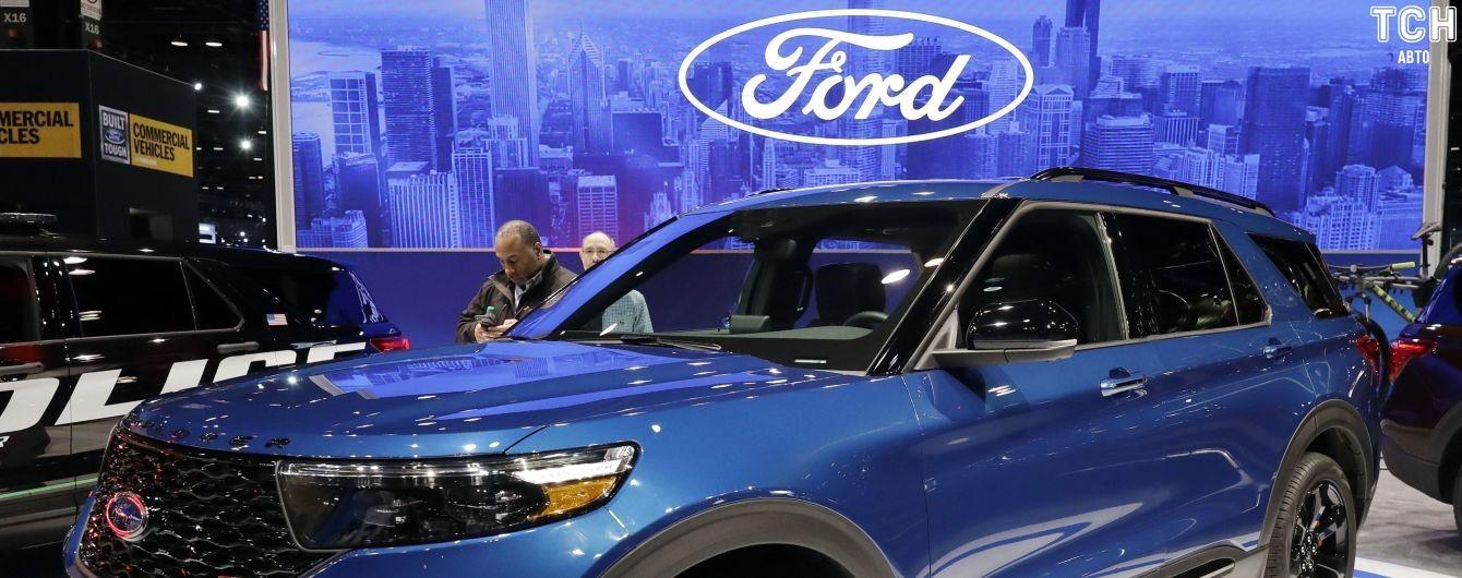 Ford намекнул, как отреагирует на выход Англии из ЕС