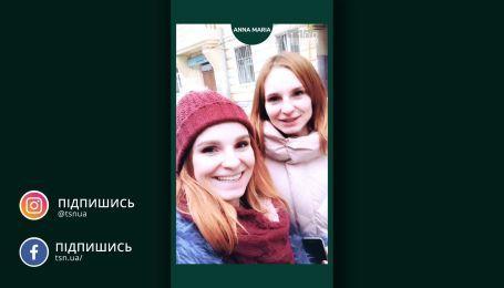 """Эксклюзив ТСН.ua: колектив ANNA MARIA показал день подготовки к нацотбору на """"Евровидение"""""""