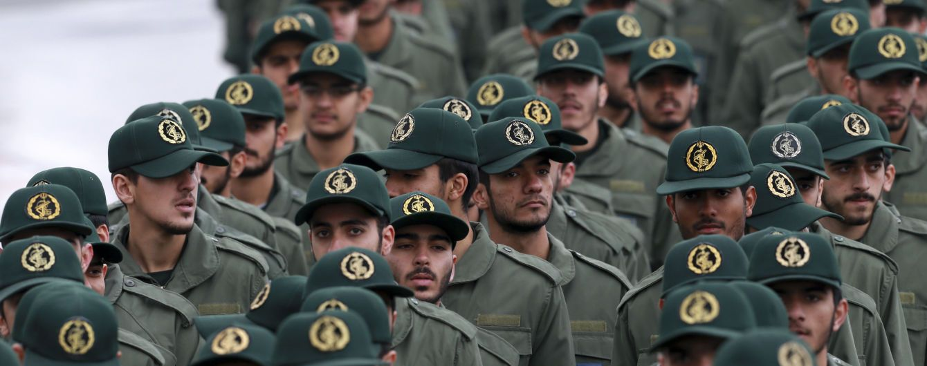 """""""Вразимо прямо у голову"""": Іран пригрозив ударом по силах США у Перській затоці"""