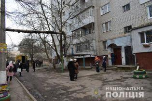 В Николаеве мужчина пытался взорвать девятиэтажку