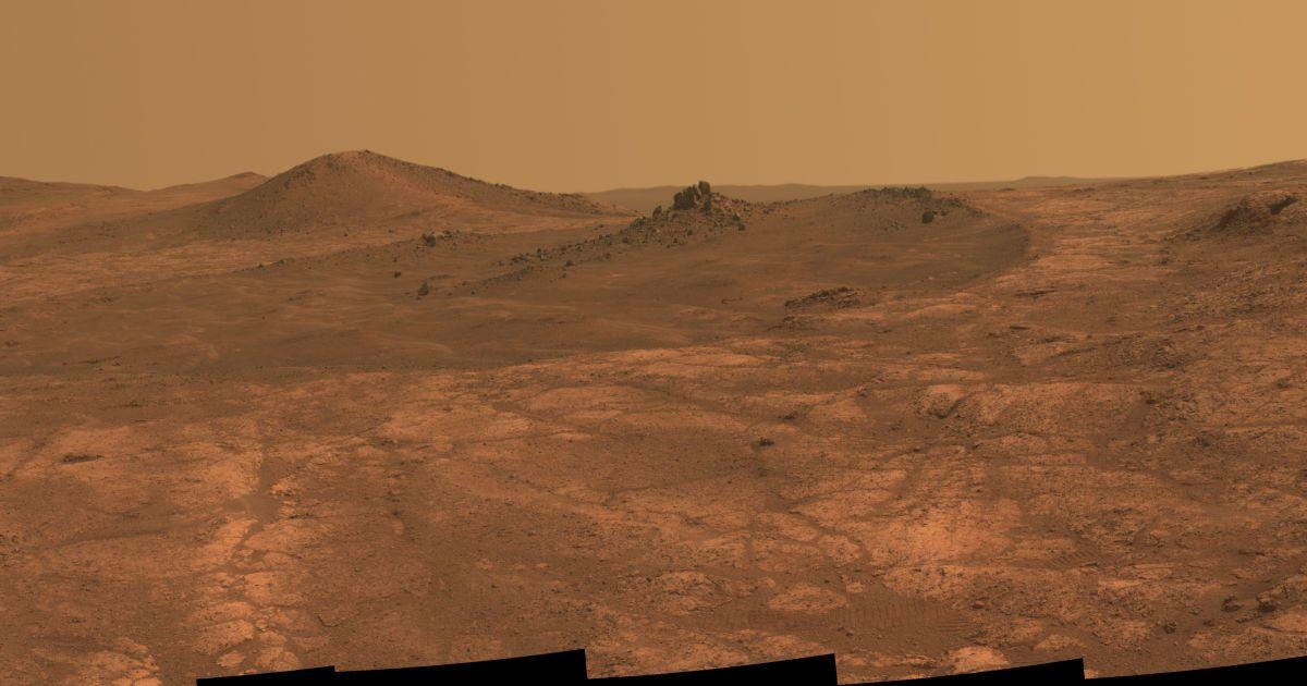 NASA запланувало висадку астронавтів на Марс до 2033 року