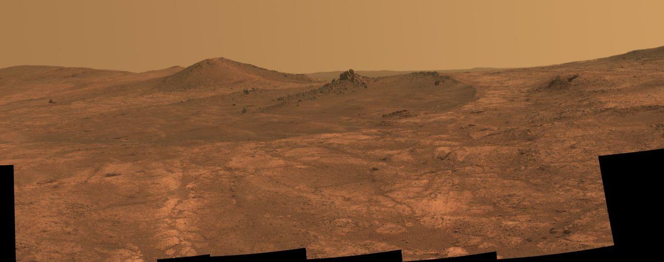 На Марсе завершилась миссия Opportunity - NASA