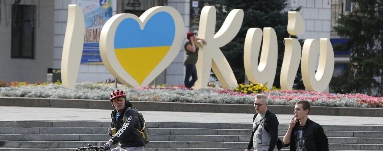 Британська газета Financial Times змінила написання української столиці