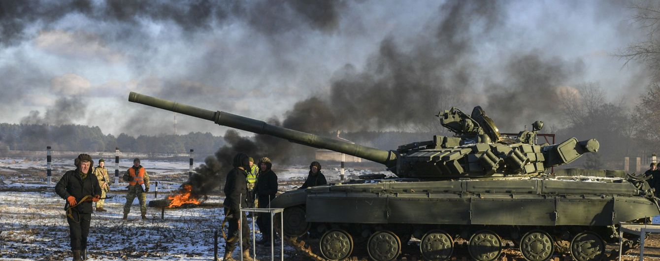 Ситуация на Донбассе: оккупанты обстреливают украинские позиции из крупнокалиберного оружия