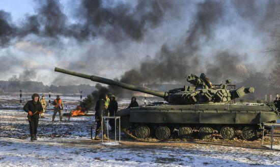 Ситуація на Донбасі: бойовики стріляють з мінометів
