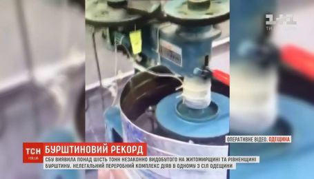 В Одесской области СБУ выявила более 6 тонн незаконно добытого янтаря