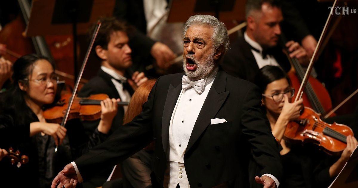 Легендарный Пласидо Доминго выступил в Киеве и запретил снимать концерт