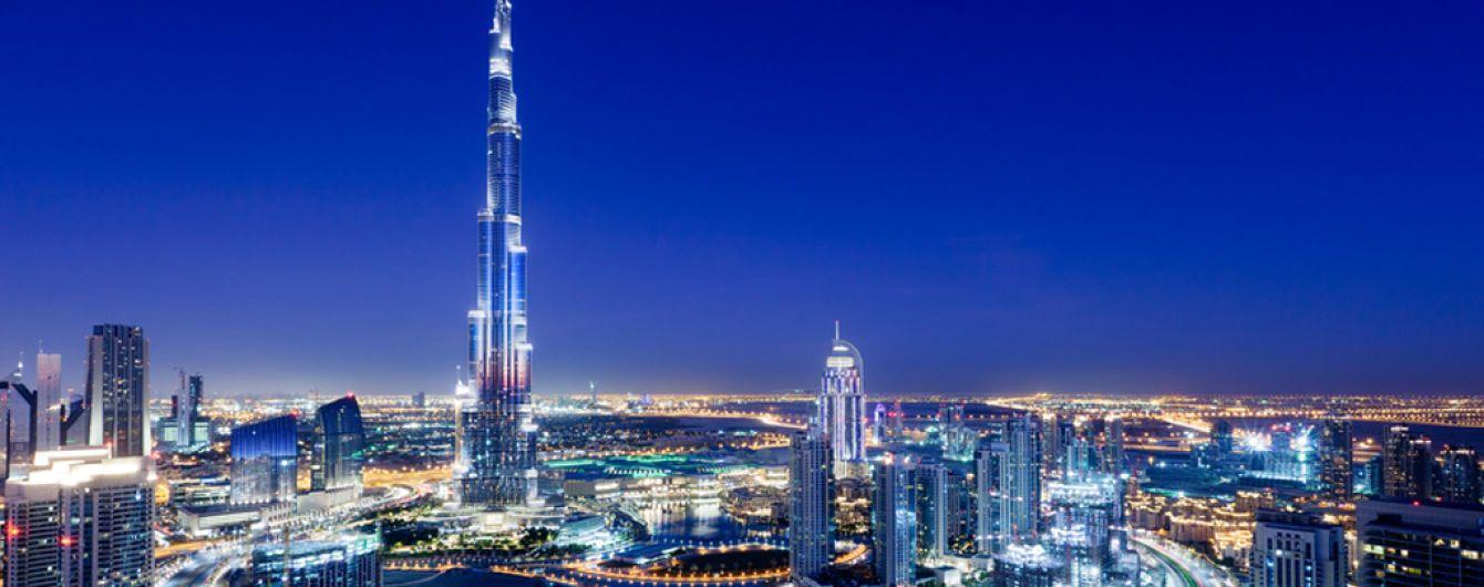 У Дубаї відкрили найвищу вітальню в світі