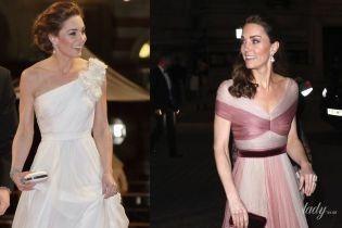 McQueen против Gucci: битва вечерних образов герцогини Кембриджской