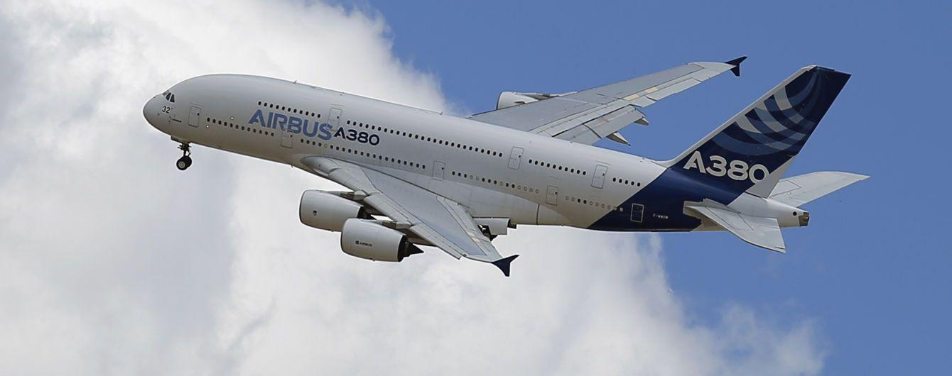 Компания Airbus объявила о прекращении изготовления крупнейших пассажирских авиалайнеров