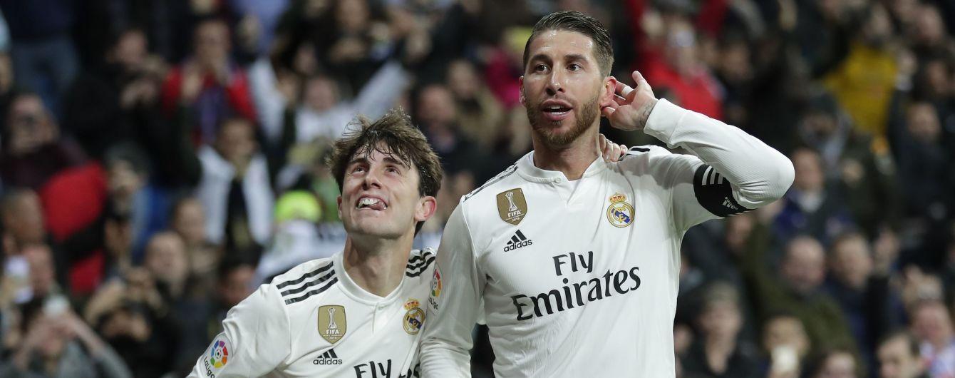 """600 ігор за """"вершкових"""". """"Реал"""" привітав Рамоса з ювілейним матчем"""
