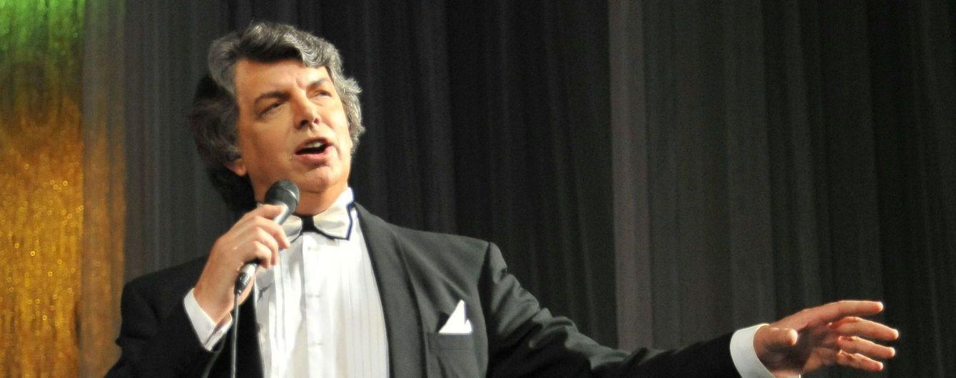 Умер известный эстрадный певец Сергей Захаров