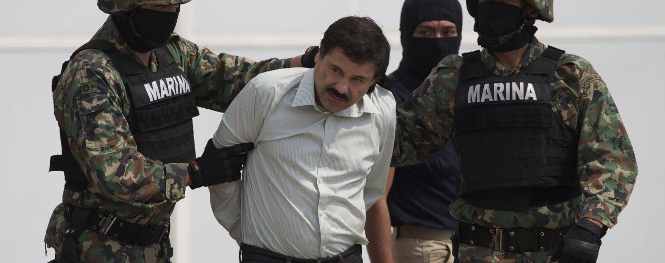 Самый известный наркобарон современности Эль Чапо получил пожизненный срок и 30 лет в придачу