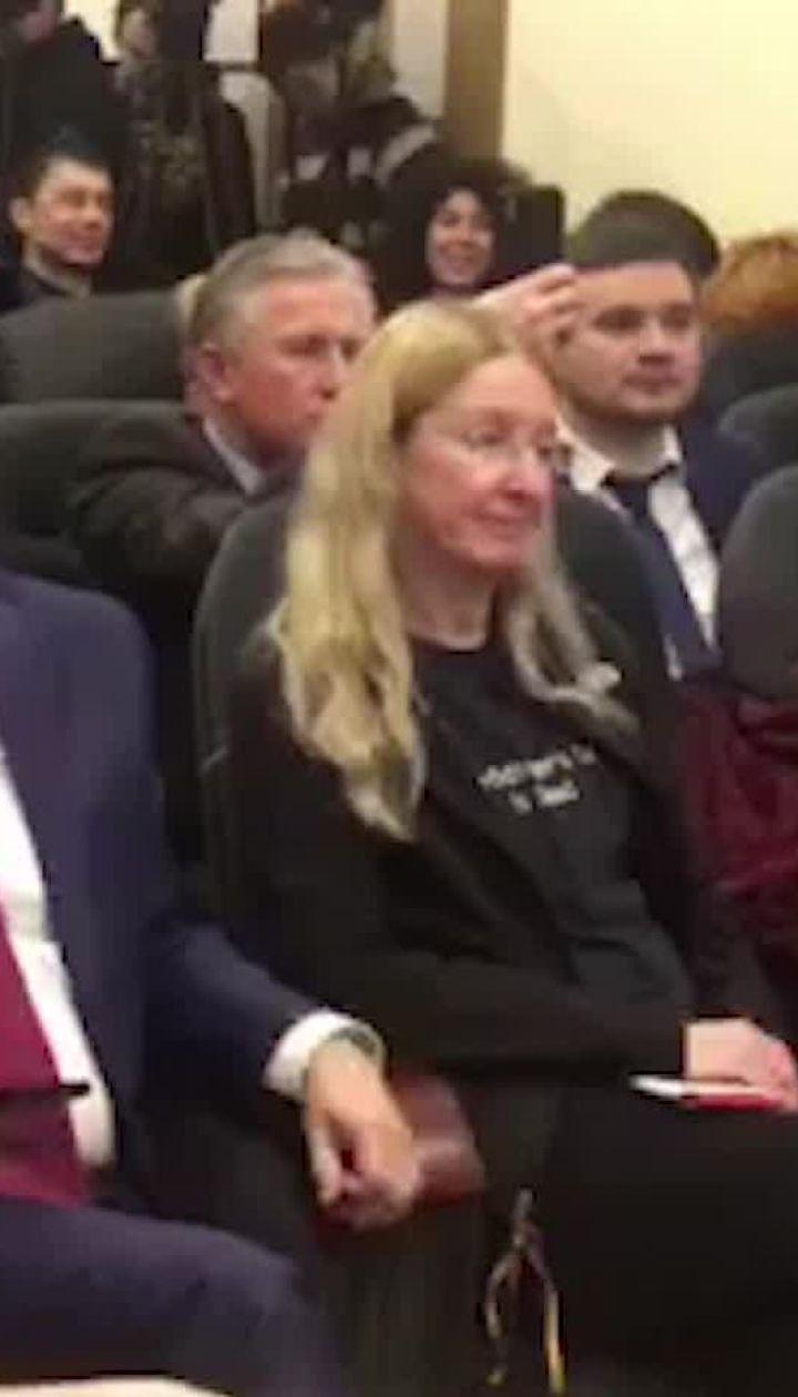 Как Супрун и Мосийчук отреагировали на решение суда об отстранении руководительницы Минздрава