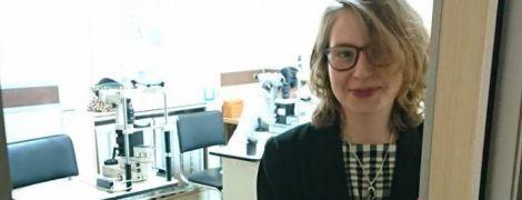 Ксения стремительно теряет зрение, но врачи не могут найти причины