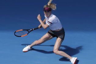Свитолина с проблемами со здоровьем уверенно вышла в полуфинал на турнире в Катаре