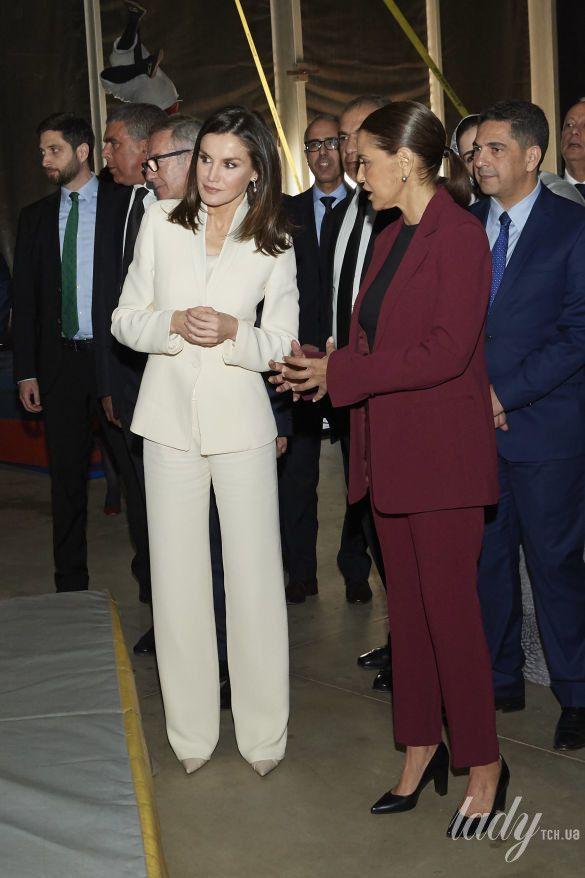 Королева Летиция и принцесса Лалла Мерием_2