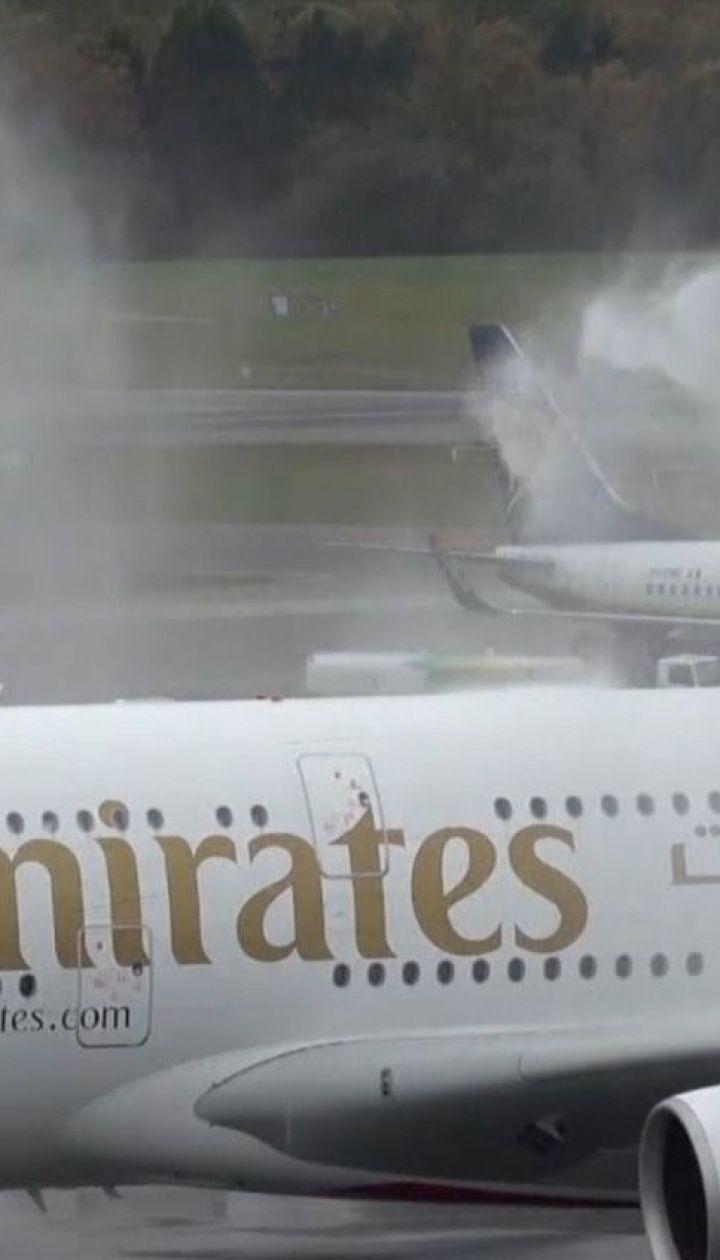 Найбільший у світі пасажирський авіалайнер знімуть з виробництва
