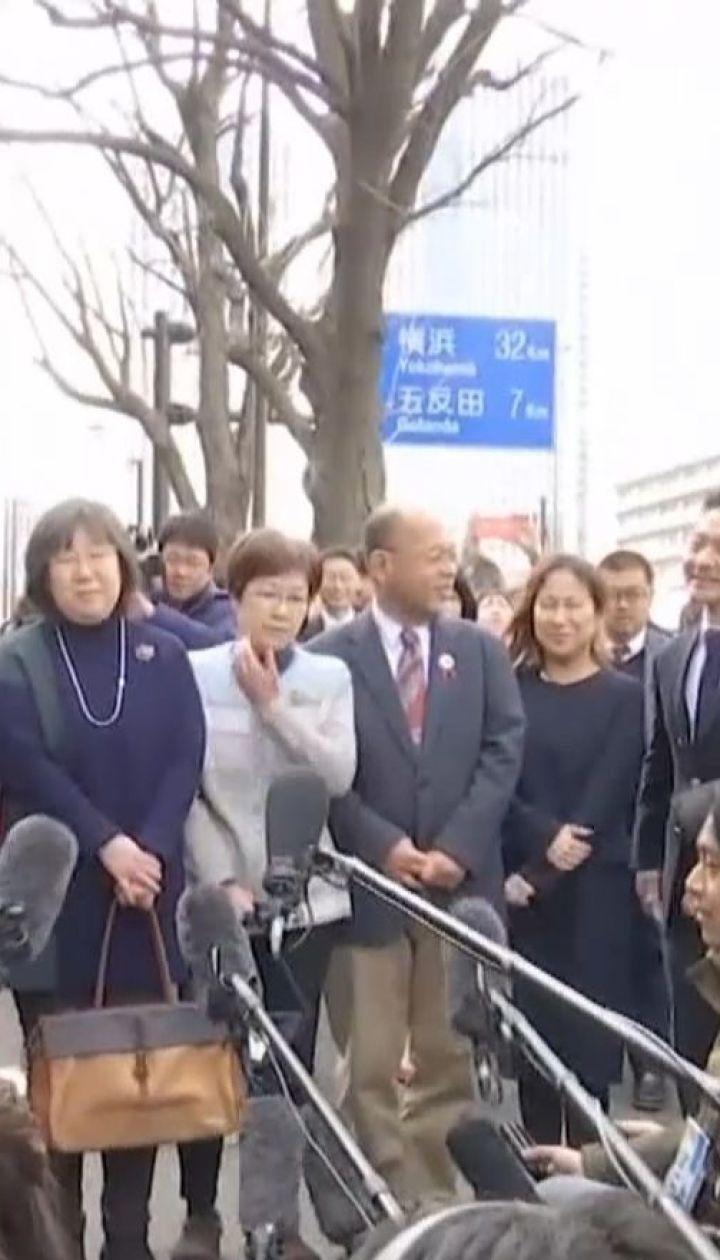 13 одностатевих пар у Японії вимагають від уряду дозволу побратися