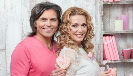 Ольга Сумская показала архивное фото с мужем 28-летней давности