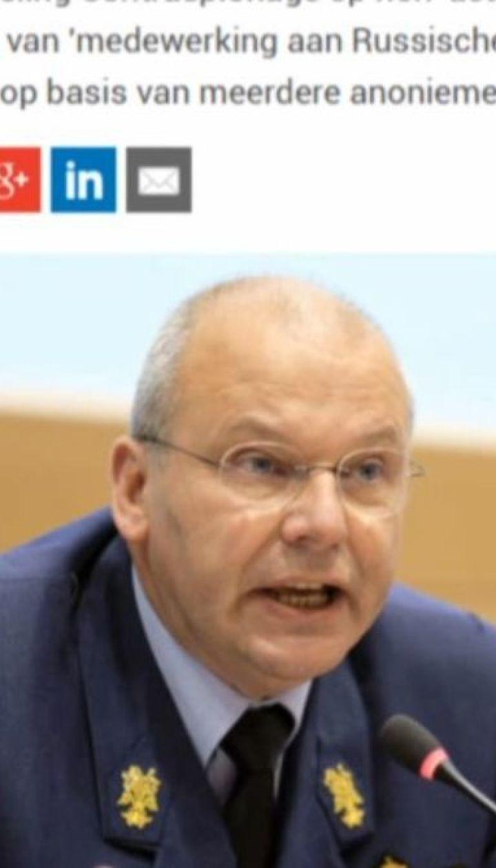 Керівника бельгійської контррозвідки звинувачують у роботі на Москву